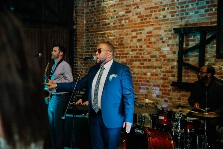 Party Up Wedding Band