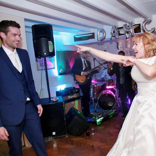 Party Up Wedding Band Kent