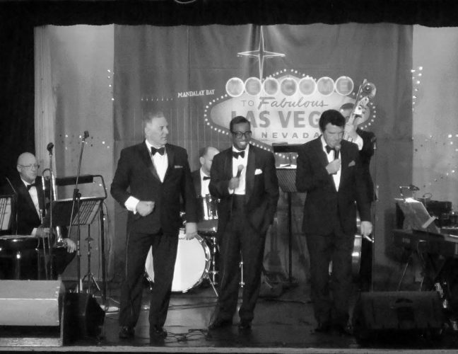 Rat Pack Experience Gallery