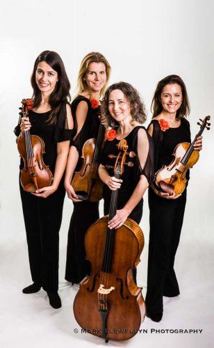 Redmore String Quartet Wedding Berkshire 3 1