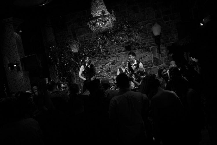 Revolution Newcastle Wedding Band3
