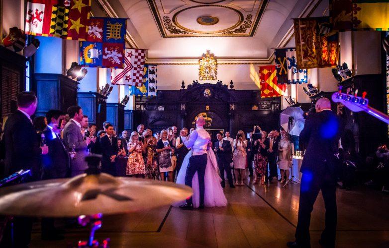 Rockit Band Wedding