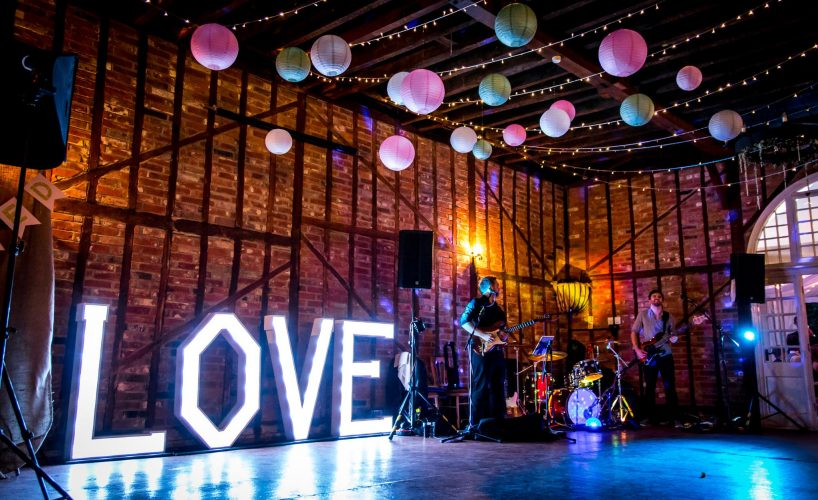Rockit Wedding Band Live1