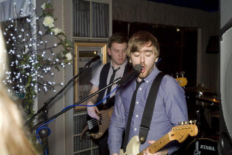 Rockit Wedding Band London 2