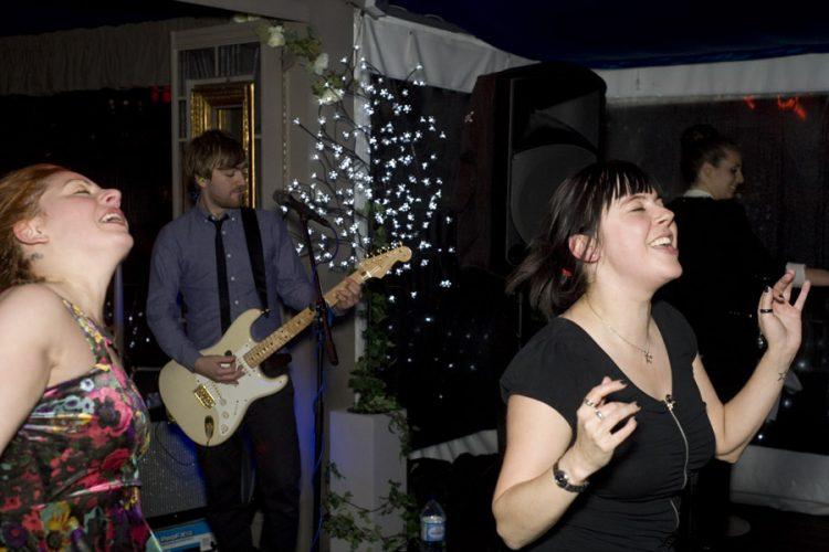 Rockit Wedding Band London 5