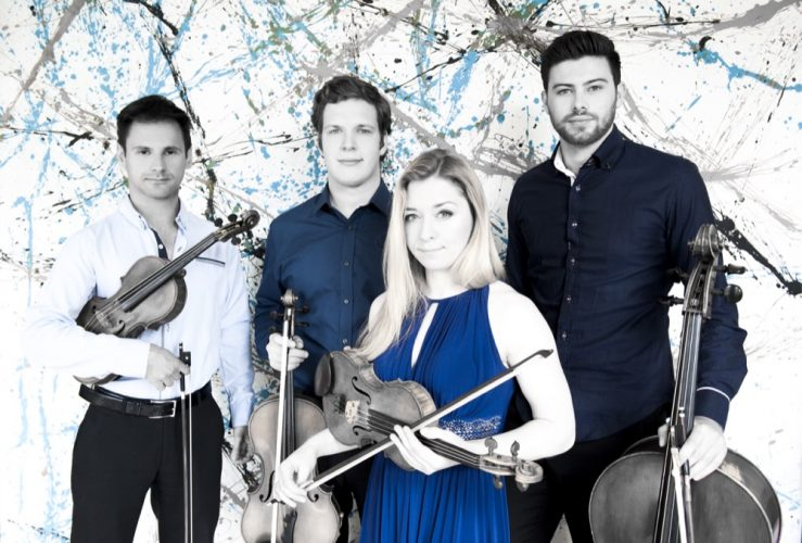 Sakura String Quartet Wedding Manchester