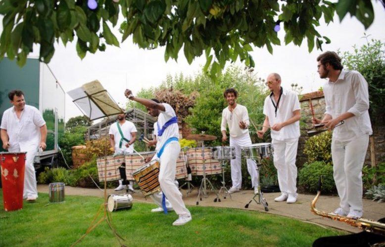 Samba Central Drummers London