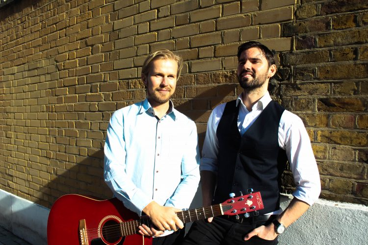 Sean Guy Acoustic Band1