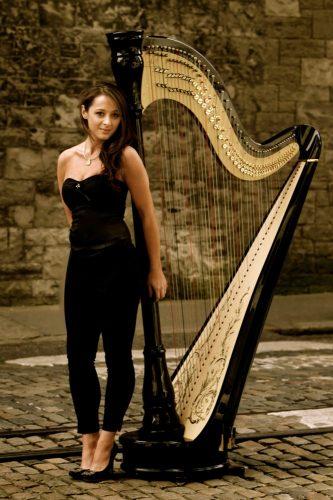 Seana Solo Harpist London 2