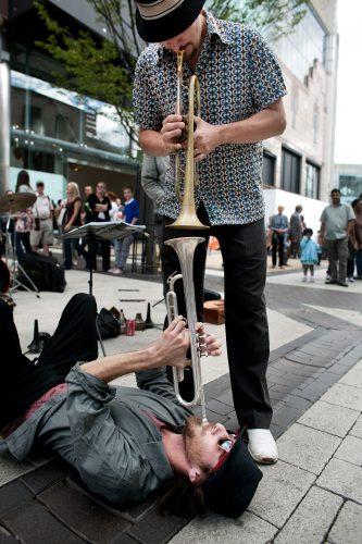 Shrimp Gumbo Brass Band London1