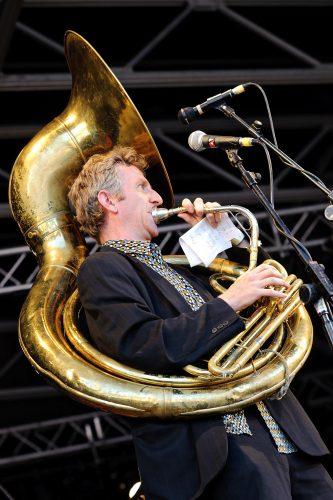 Shrimp Gumbo Brass Band London3