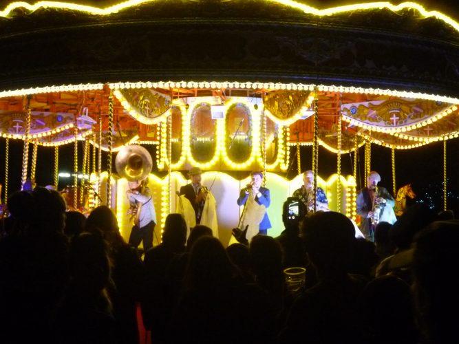 Shrimp Gumbo Brass Band London8