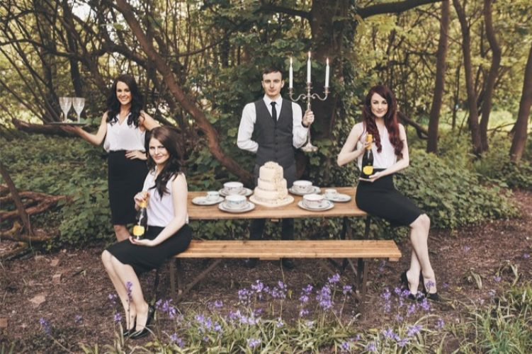 Singers In Disguise Singing Waiters1