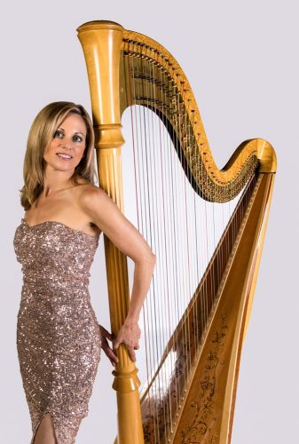 Siobhan Harpist London