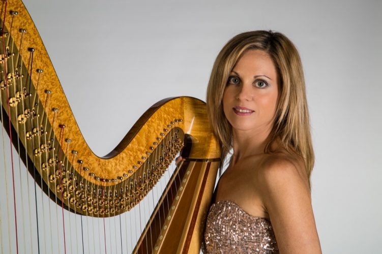 Siobhan Solo Harp London