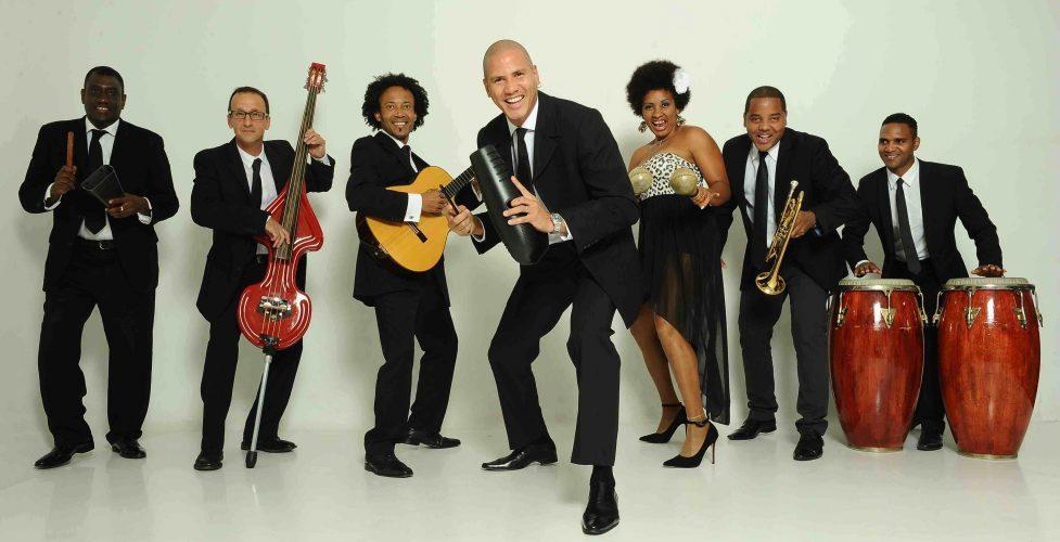 Son Ache Cuban Party Band London 2