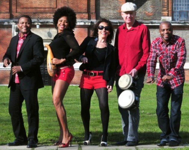 Soneando Latin Band London Main