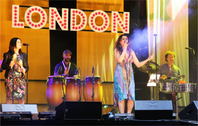Sonido Latino Salsa Band London2