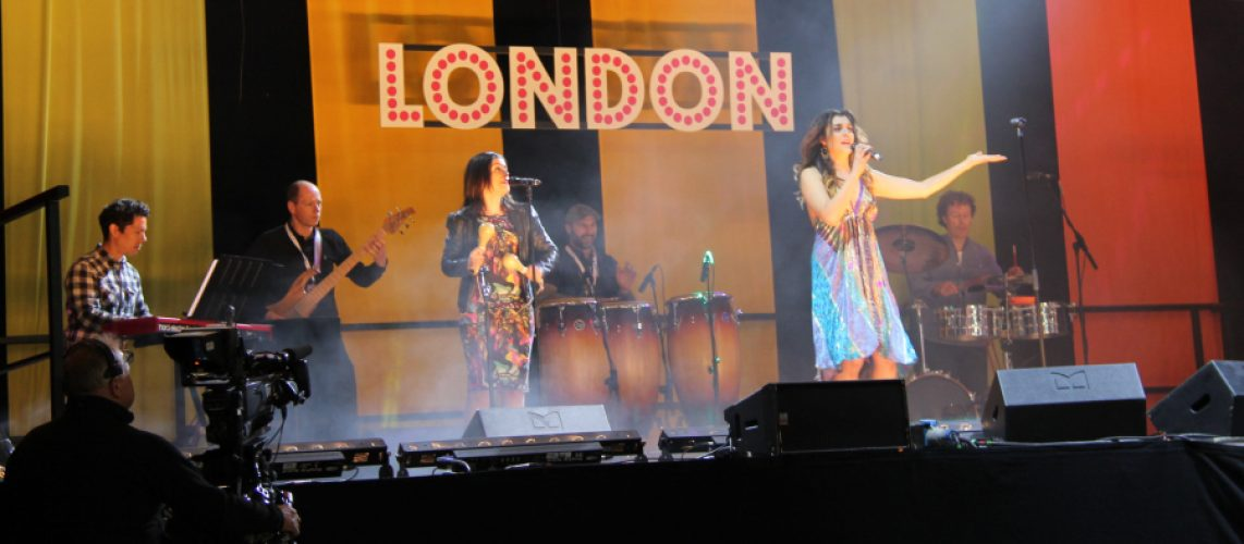 Sonido Latino Salsa Band London3