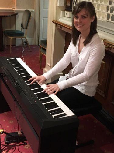 Sophia Pianist Solo West Midlands1