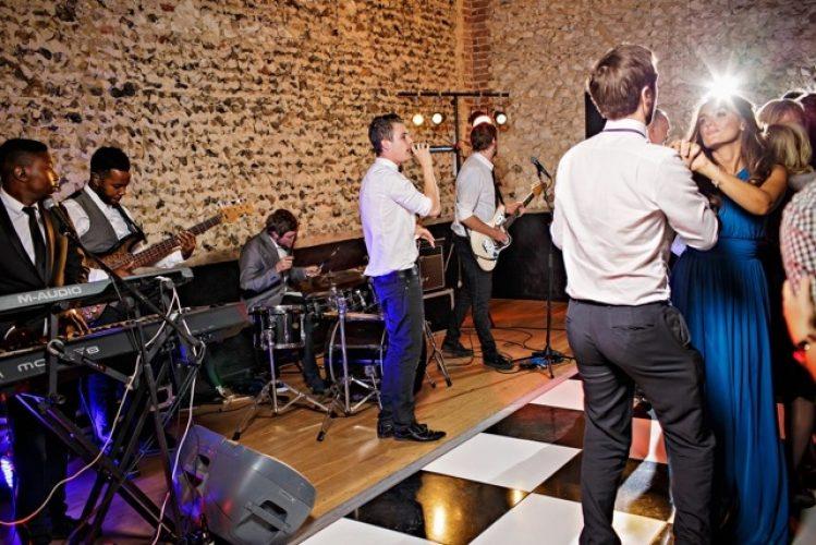 Soul Club Nottingham Party Band 6