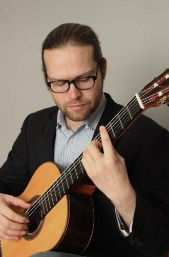 Stephen Classical Guitarist