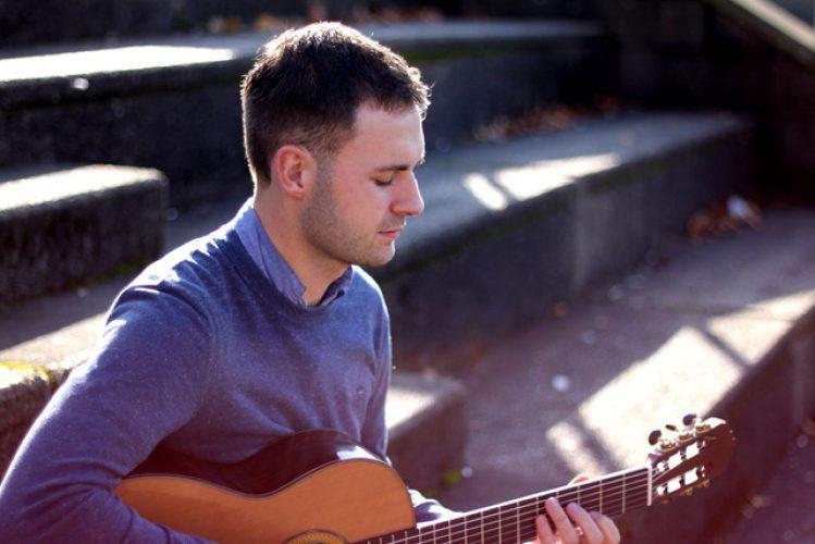 Steve H Classical Guitarist Main