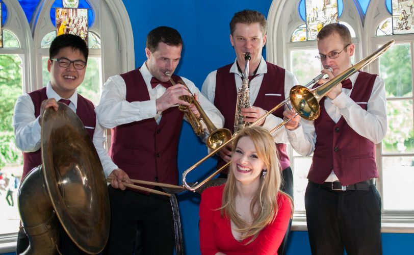 Street Beat Band Brass2
