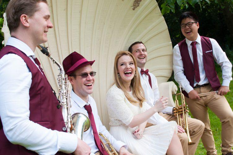Street Beat Band Brass3