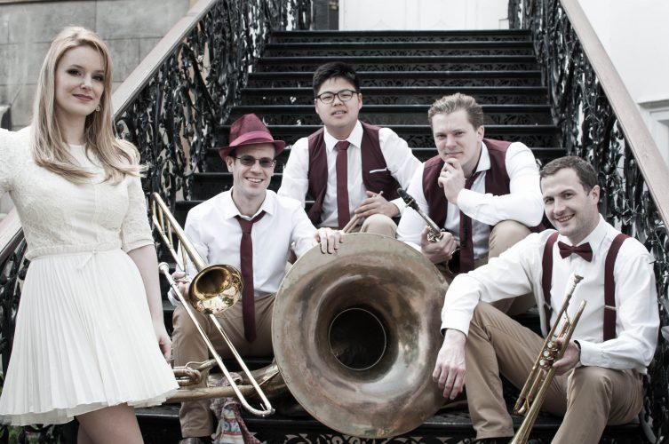 Street Beat Band Brass4