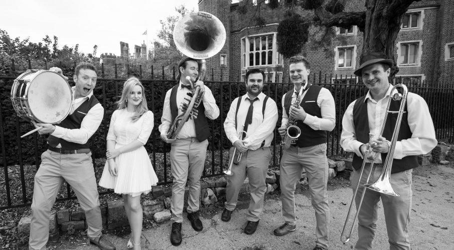 Street Beat Band Brass6