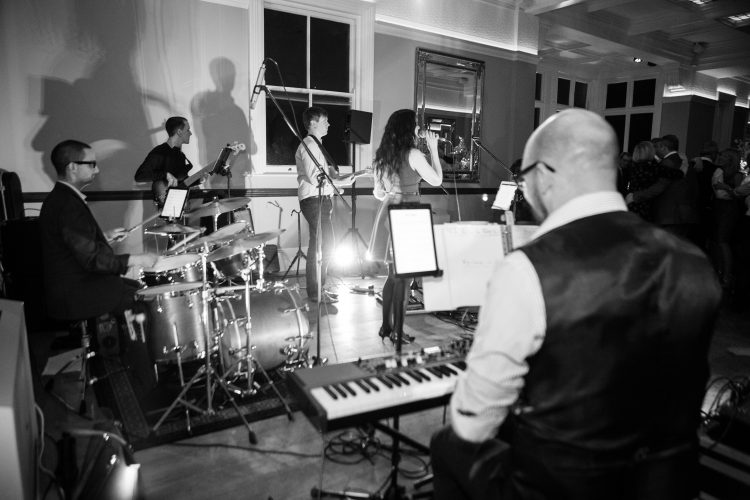Stuart Laura Wedding The Misfits Band