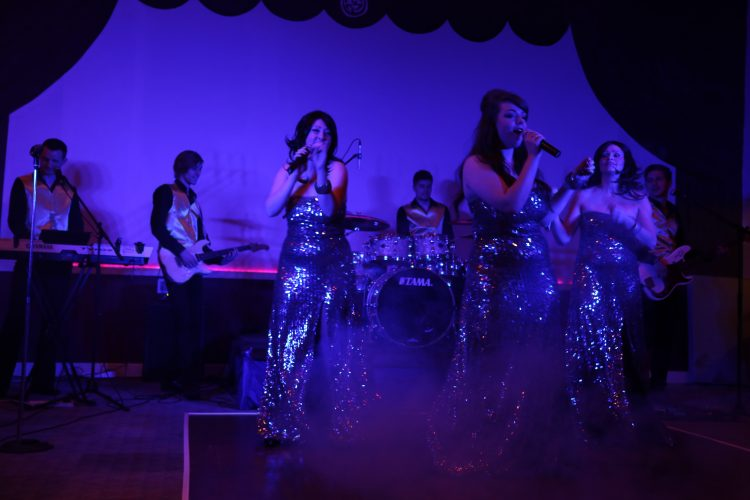 Supremely Yours Motown Band Live