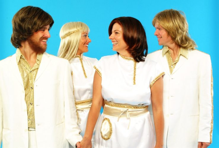 Swedish Sensation Abba Band Hire Reading 1