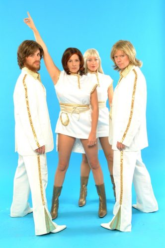 Swedish Sensation Abba Tribute Berkshire 2