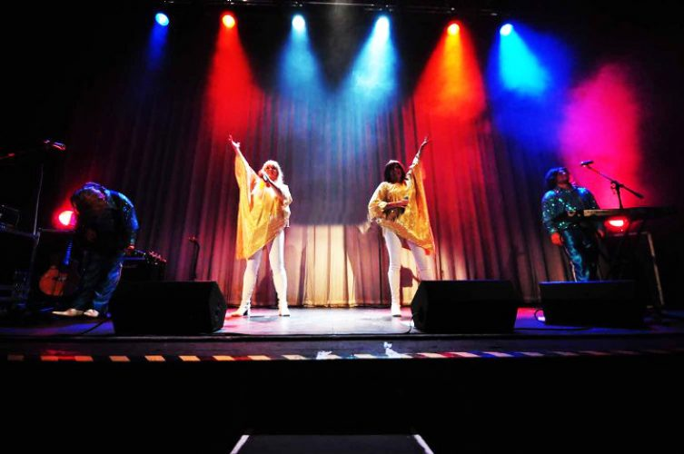 Swedish Sensation Abba Tribute Berkshire Live 7