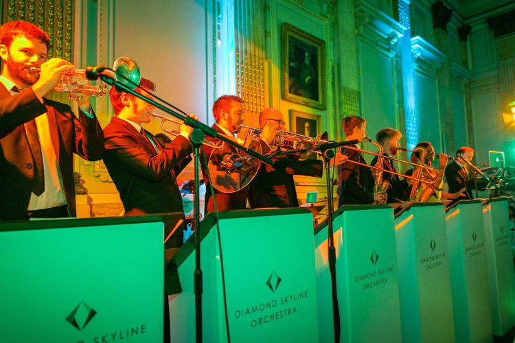 Swinging Soul Orchestra Big Band London2