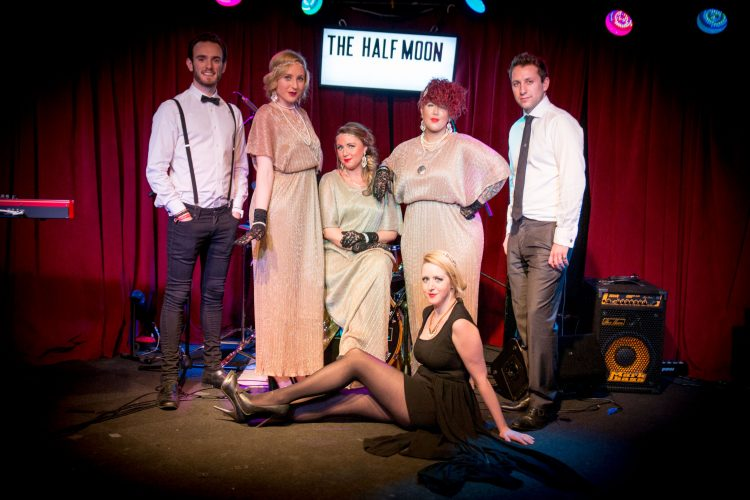 The Bellas Vintage Band London1