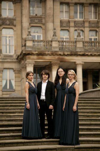 The Birmingham String Quartet 1