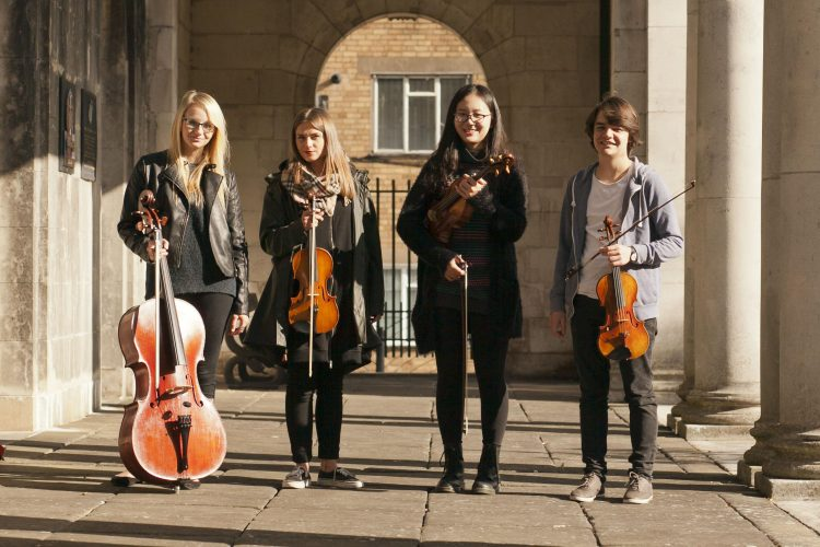The Birmingham String Quartet 2