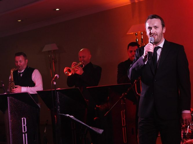 The Blue Notes Wedding Band South Yorkshire 1