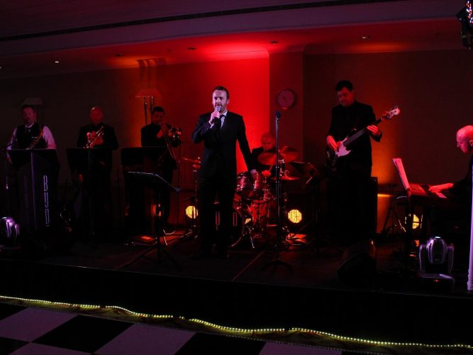 The Blue Notes Wedding Band South Yorkshire 5