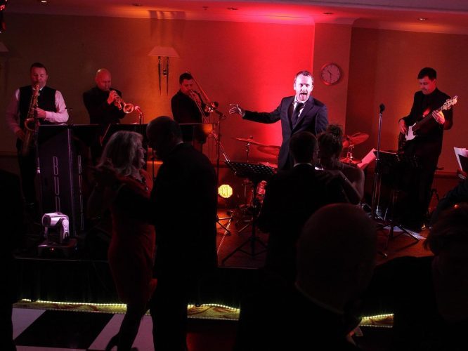 The Blue Notes Wedding Band South Yorkshire 6