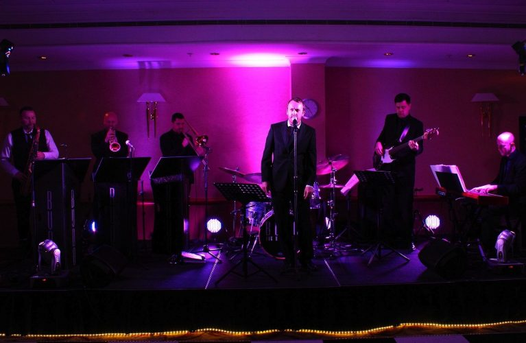 The Blue Notes Wedding Band South Yorkshire 8