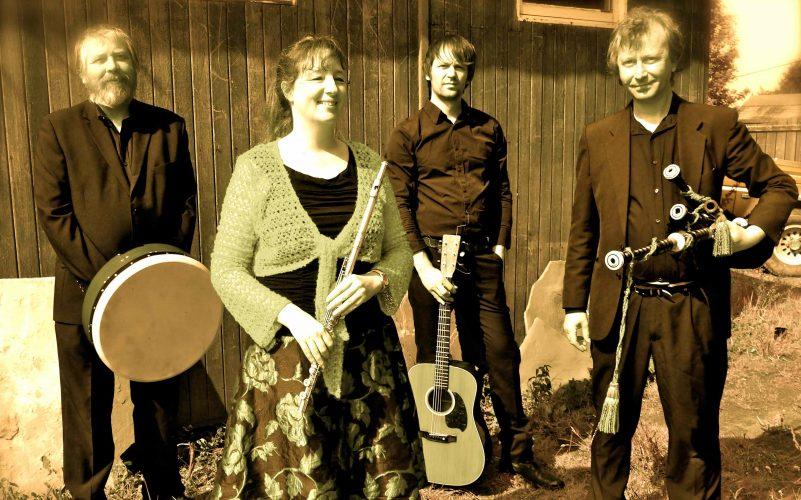 The Caledonians Ceilidh Band Scotland 1