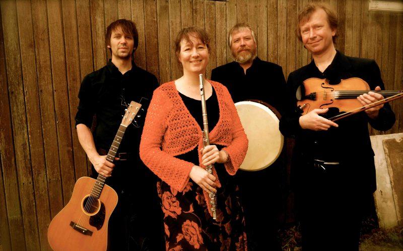 The Caledonians Ceilidh Band Scotland 2