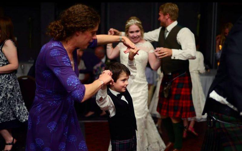 The Caledonians Ceilidh Band Scotland 4