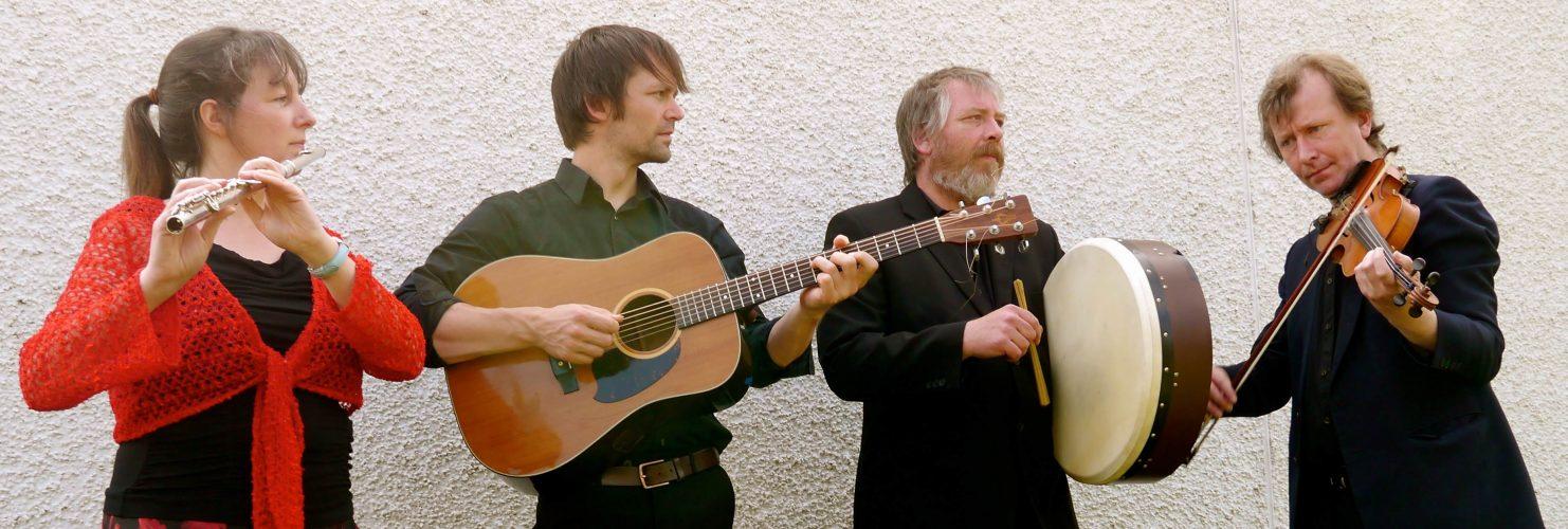 The Caledonians Ceilidh Band Scotland 5