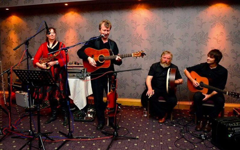 The Caledonians Ceilidh Band Scotland 7