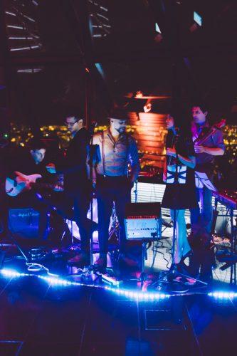 The Circles 90S Band London1